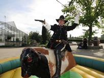 Rodeo: Nicht nur für Cowboys