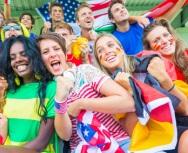 Das Fussball Partyturnier
